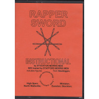 DVD RAPPER SWORD INSTRUCTIONAL (DVD & BOOKLET)