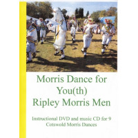 DVD & CD: MORRIS DANCE FOR YOU(TH)