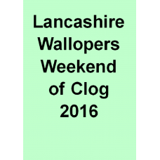 Wallopers Weekend 2016 DVD