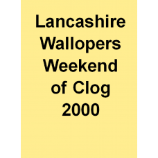 Wallopers Weekend 2000 DVD