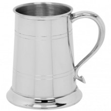 [EP004] 1 Pint Pewter Tankard