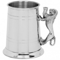 [EP016] 1 Pint Pewter Tankard