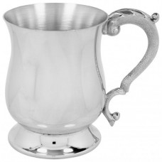 [EP027] 1 Pint Pewter Tankard