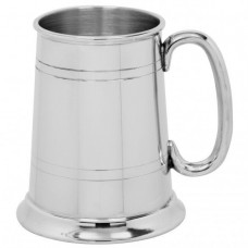 [EP071] 1 Pint Pewter Tankard