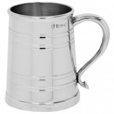[HG106] 1 Pint Pewter Tankard