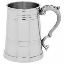 [EP019] 1 Pint Pewter Tankard