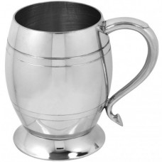 [EP030] 1 Pint Pewter Tankard
