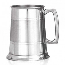 [EP062] 1 Pint Pewter Tankard