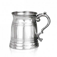 [HP007] Half Pint Pewter Tankard