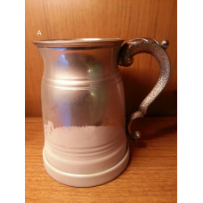 New, Pewter and Stainless Steel Tankards
