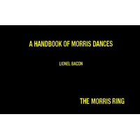 Handbook of Morris Dances