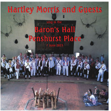 The Hartley Morris Men with their guests in the Baron's Hall, Penshurst Place. CD