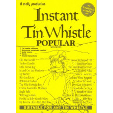 Instant Tin Whistle - Popular CD