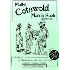 Mallys Cotswold Morris Book Vol. 1 CD