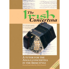 Irish Concertina Book : Mick Bramich