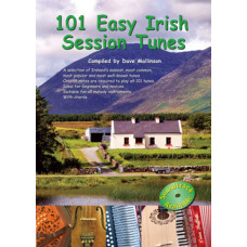 101 Easy Irish Session Tunes : Dave Mallinson