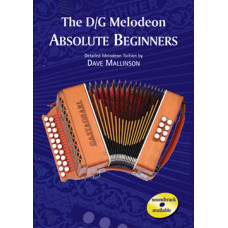 D/G Melodeon CD Absolute Beginners