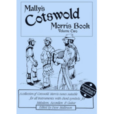 Mallys Cotswold Morris Book Vol. 2 CD