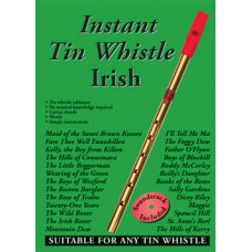 Instant Tin Whistle - Irish with CD